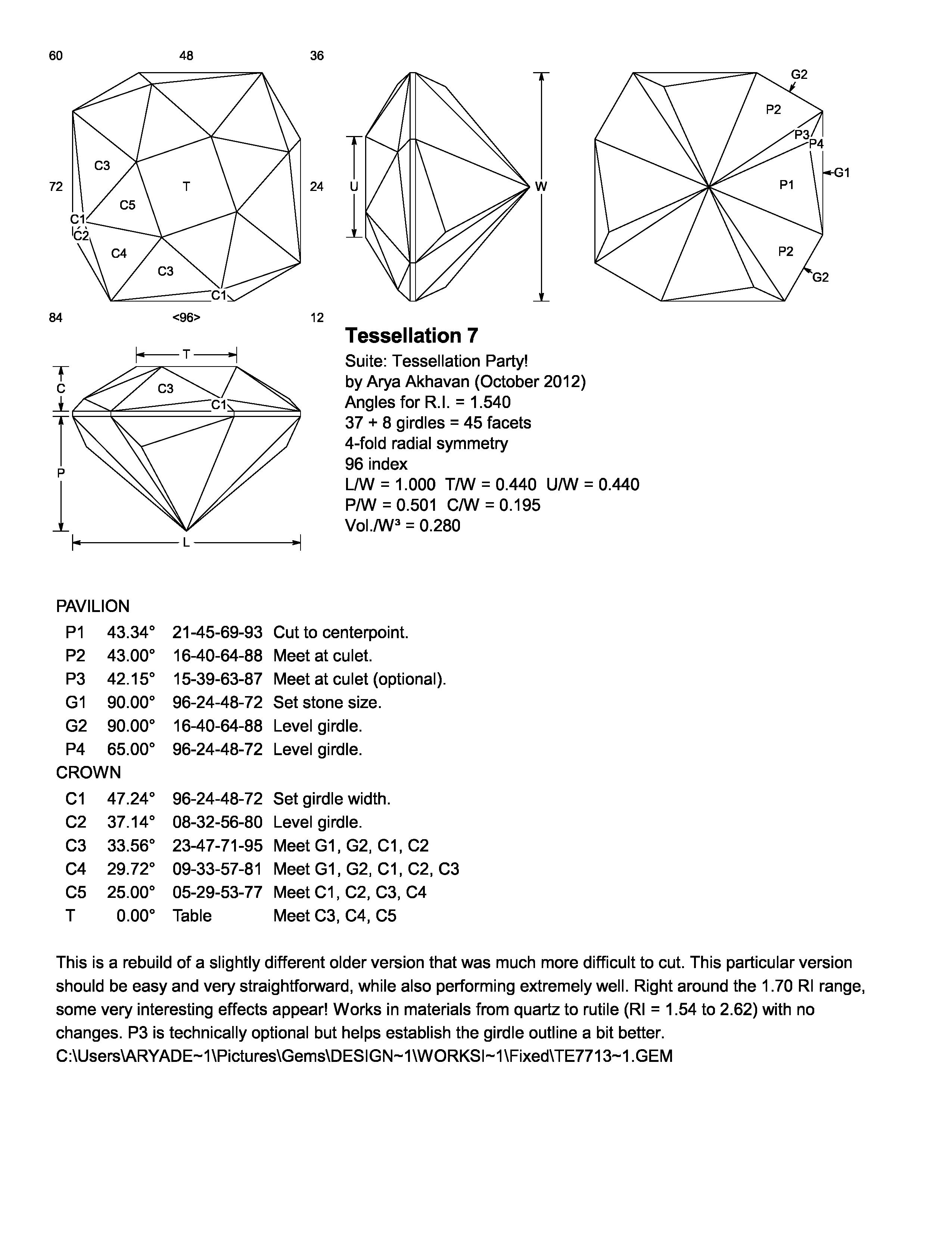 diamond one google cut brilliant patents patent drawing eighty facet